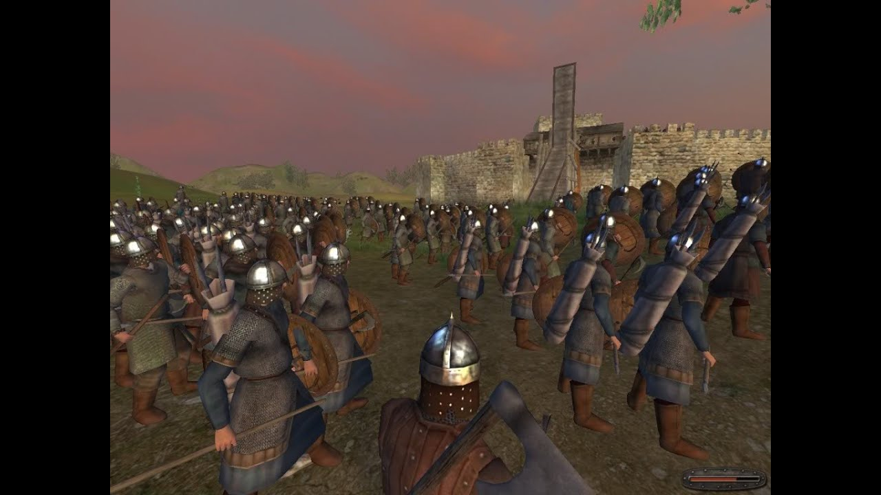 mount & blade warband. how to change your battle size] 150+1000 ...