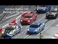 Carrera Digital 132 - Racing in the Shadow!
