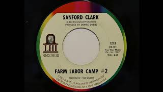 Sanford Clark - Farm Labor Camp #2 (LHI 1213)