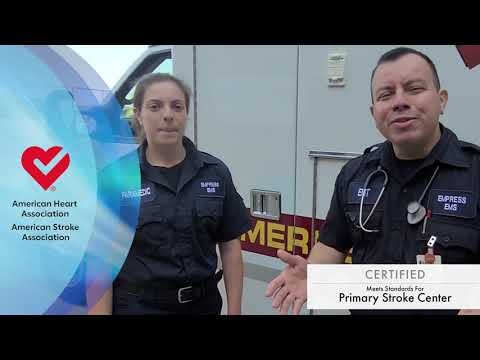 Empress EMS Offers Advice On How To Handle A Stroke