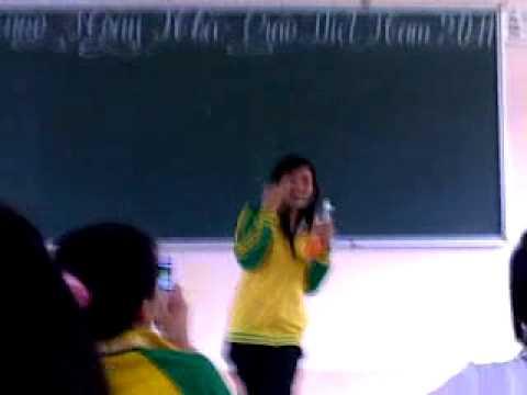 Lớp 12c5 Trường THPT Phan Ngọc Hiển (Tố Uyên)