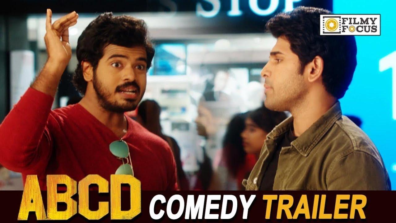 Download ABCD Movie Comedy Trailer    Allu Sirish, Master Bharath, Rukhsar - Filmyfocus.com