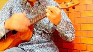 chay 運命のアイラブユー(short ver,) ウクレレソロ/ukulele
