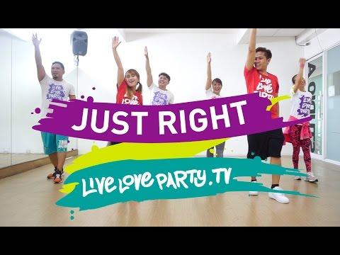 Just Right | Live Love Party | Dance Fitness | KPOP