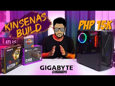 Kinsenas Build: Php 15K Build w/ Good Upgrade Path for Budget Gaming PC Build ft Dota 2 & CSGO 2019