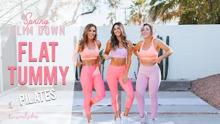 Flat Tummy Toner | PILATES Workout