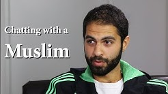 Chatting with a Muslim