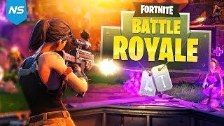 Insane 10 Game Win Streak!!! | Fortnite Battle Royale