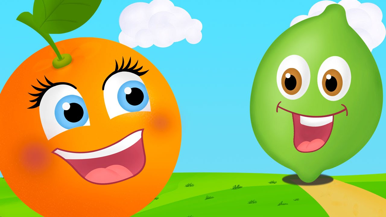 Naranja Dulce Limon Partido Canciones Infantiles Youtube