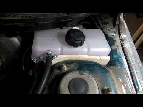 Удаление выхлопных газов из гаража при помощи канализационной трубы