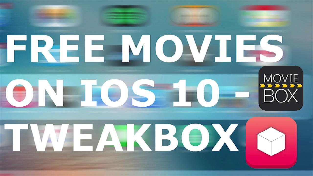 free movies on ios 10