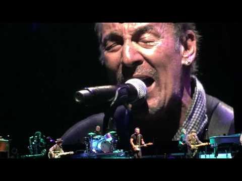 Bruce Springsteen Downbound Train 83016 MetLife Stadium, NJ