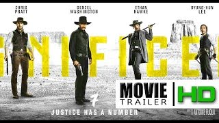 The Magnificent Seven | New Official Trailer 2016 HD