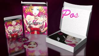 Catherine Stray Sheep Edition - Unboxing PS3 [HD 720p]