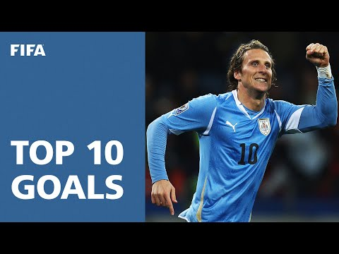 TOP 10 GOALS | 2010 FIFA World Cup South Africa