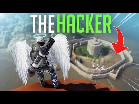 ROBBING a CLAN of HACKERS from the SKY - Rust [1/2]