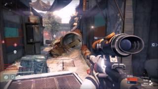 Destiny: Online Gameplay 47 Kills 9k Score Rampage   Ps4 HD