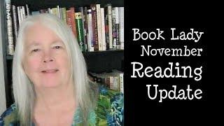 November Reading Update