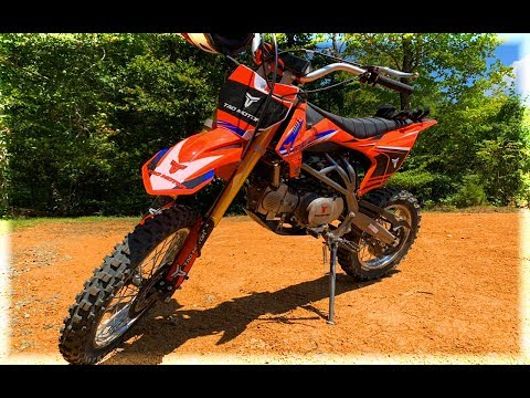 TAO TAO 140cc The Best Chinese Dirt Bike You Can Buy?