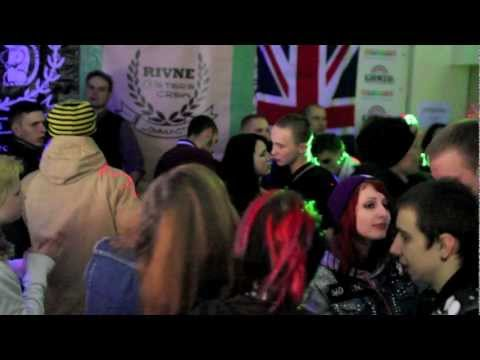 Rivne vinyl party, reggae ska! 5/01/2013