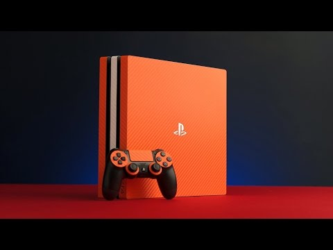 Native 4K on a CONSOLE - PS4 Pro