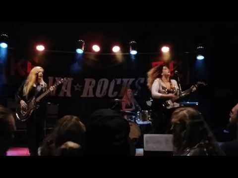 VA ROCKS - I wanna be your captain / Live at Knutkalaset, Malmö, Sweden 3.9.2016