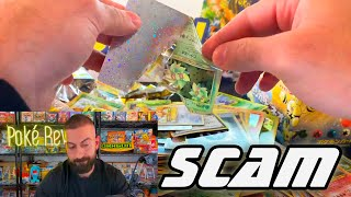 I Was Scammed | Unboxing The FAKE $10,000 Pokemon Cards