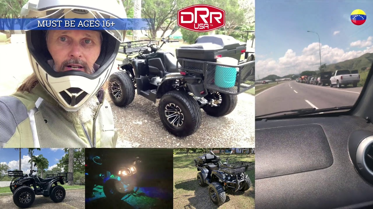 Outfitting Adult ATVs For Work