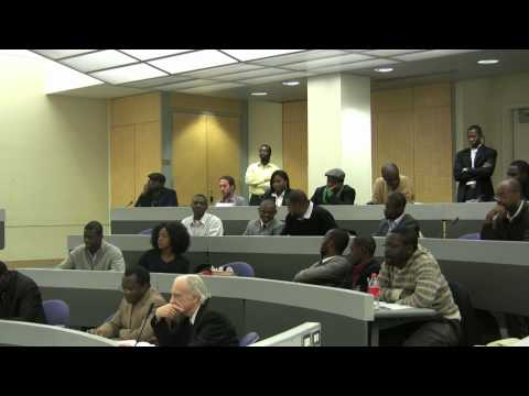 Cameroon Professional Society (CPS) New York Symposium