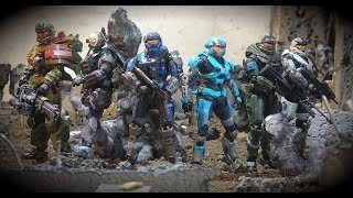 HALO REACH GAMEPLAY FINAL MISSION!