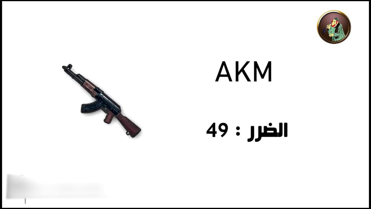 ترتيب أسلحة ببجي موبايل من الأضعف للأقوى تعرف على افضل الاسلحة