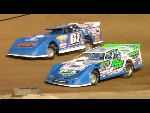 RUSH Crate Late Model Heat Two | Old Bradford Speedway | 6-9-19