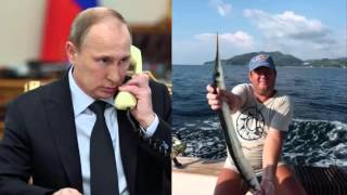 С Днем Рождения Владимир !!! Прикольное поздравление от Путина.