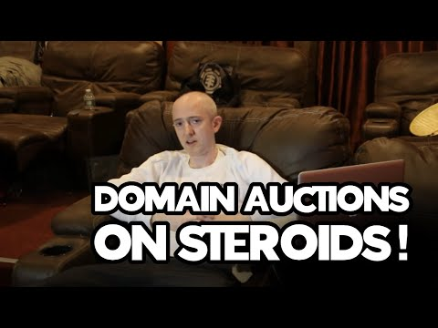 Domain Auctions - How to make sure your auction takes off like a rocket!