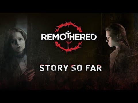 Remothered: Broken Porcelain - Story So Far Synopsis Trailer |