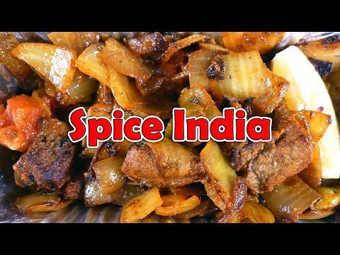 ZKOUŠKA PÁLIVOSTI ZE ŽIŽKOVA! Spice India.