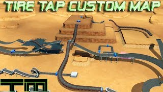 Tire Tap Custom Track | Trackmania United Forever
