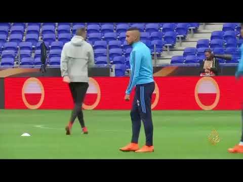 مرسيليا وأتلتيكو مدريد يستعدان لحسم الدوري الأوروبي  - 01:24-2018 / 5 / 16
