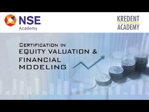 nse academy certified equity valuation and financial modelling -