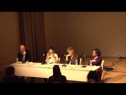 "Q&A at the New Museum for ""New Museum Seminars: (Temporary) Collections of VOICES"""