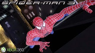 Spider-Man 3 - Xbox 360 / Ps3 Gameplay (2007)