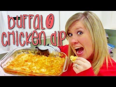 BUFFALO CHICKEN DIP RECIPE - Cooking With Katiepie