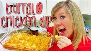 Buffalo Chicken Dip Recipe - Cooking With Katiepie