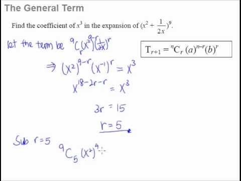 BINOMIAL EXPANSION FORMULA EBOOK