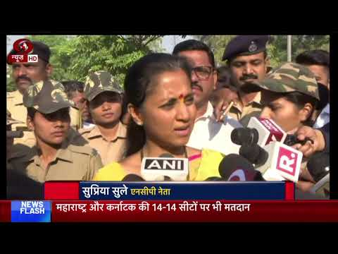 Supriya Sule: Every one must exercise their right to vote