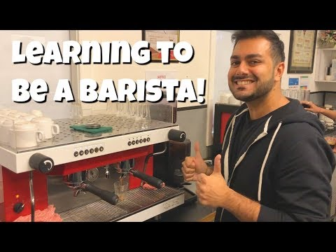 Learn To Make Perfect Coffee   Barista Course, Melbourne