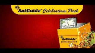 Moov 560 - SatGuide Celebrations Pack
