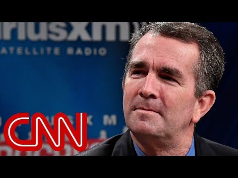 Virginia Gov. Ralph Northam apologizes for yearbook page