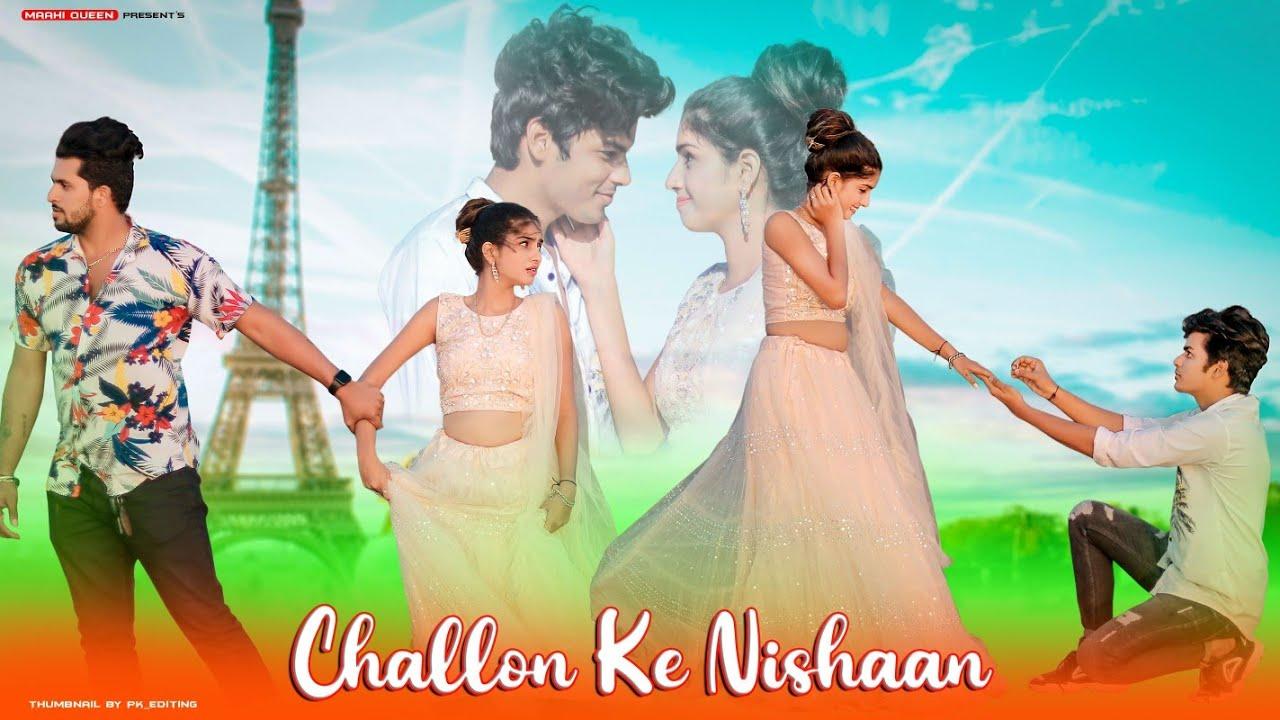 Challon Ke Nishaan | Sad Love Story | Stebin Ben | Latest Sad Song | Maahi Queen & Aryan