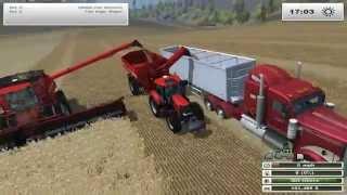 Farming Simulator 2013 Titanium HARVESTING (USA Map) PC